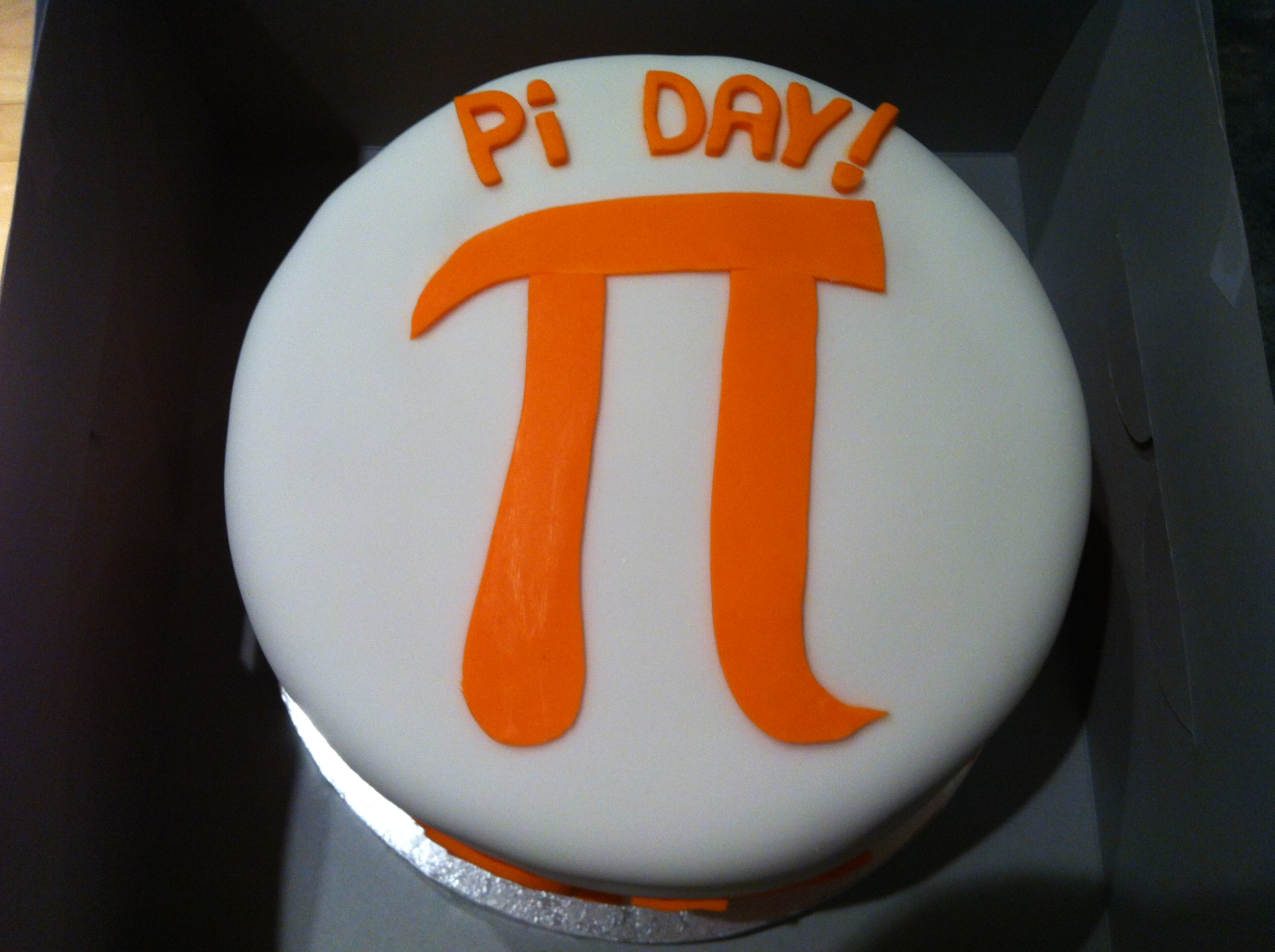 Pi Cake 2014