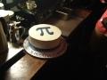 Pi Cake 2015