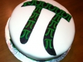 Pi Cake 2012