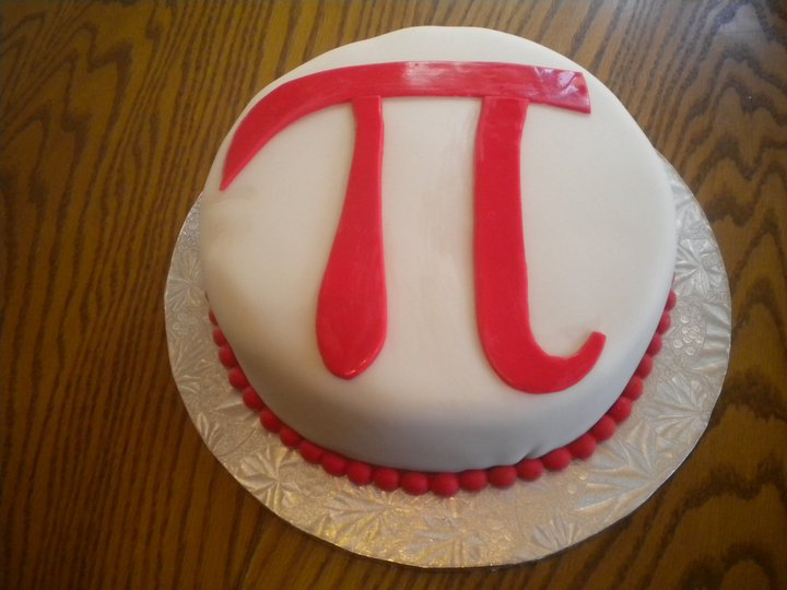 Pi Cake 2011