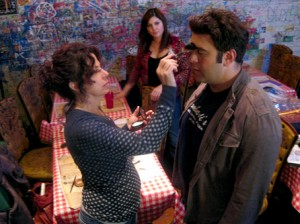 Adam Richman Getting Made Up
