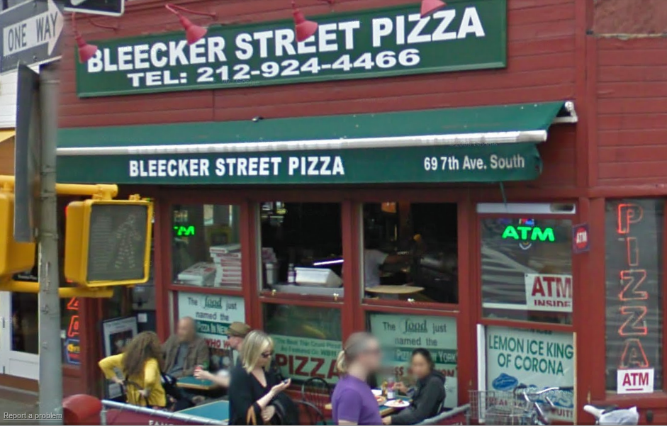 Bleecker Street Pizza Food Network
